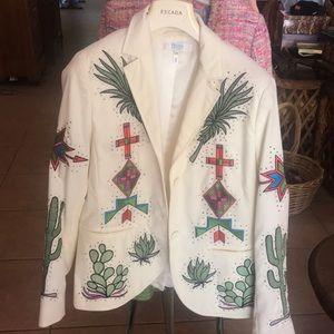 ESCADA embellished jacket